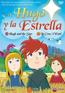 hugo-y-la-estrella-dibujos-animados-dvd