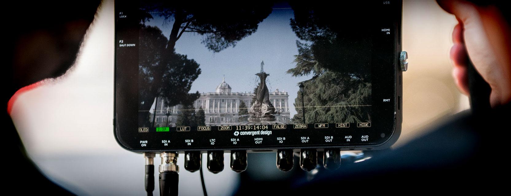 Goya Producciones Palacio Real
