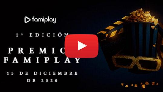 Premios Famiplay 2020