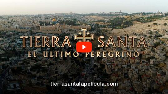 promo: Tierra Santa, el último peregrino