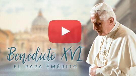 trailer Benedicto XVI, el Papa Emérito