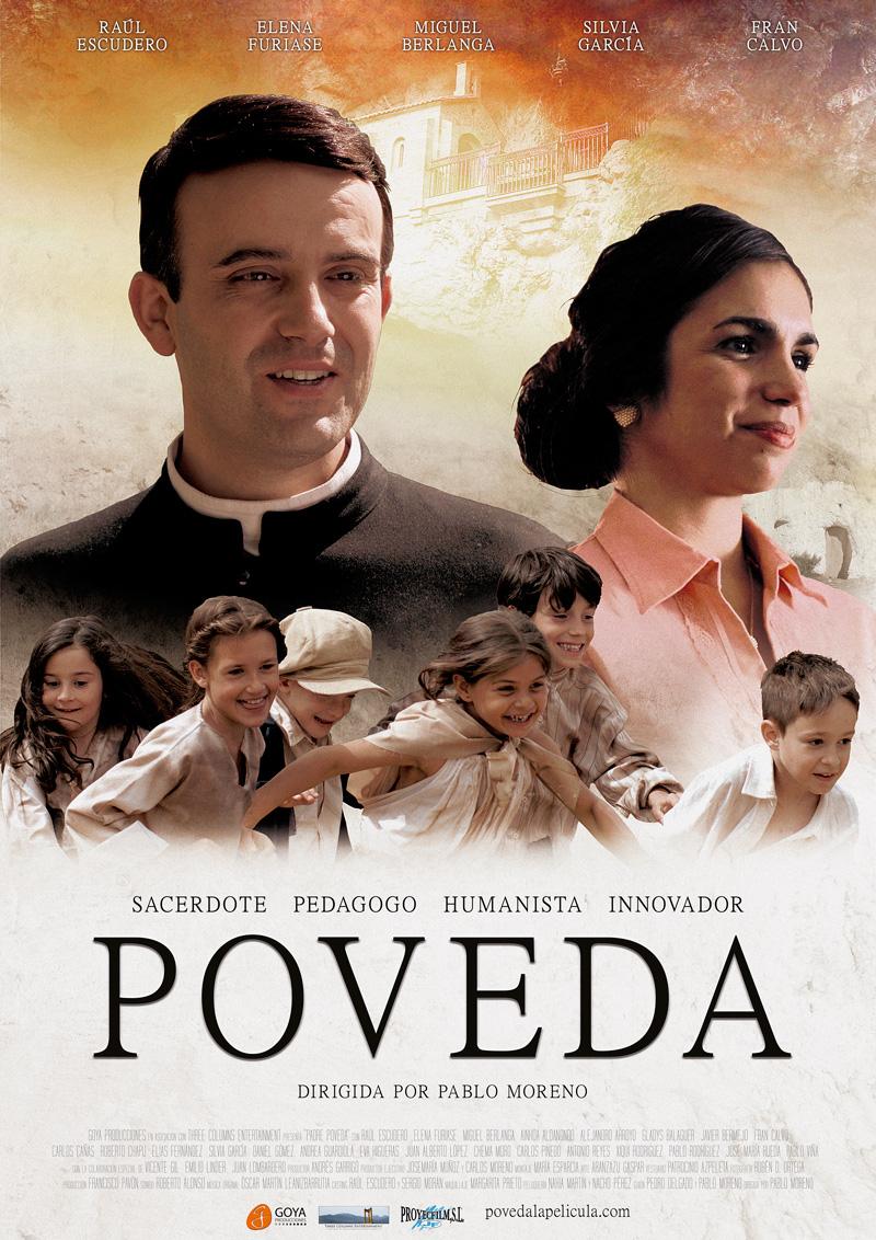 """Cartel de la película """"Poveda"""""""