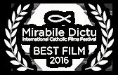 Poveda - Best Film (Mirabile Dictu International Catholic Film Festival)