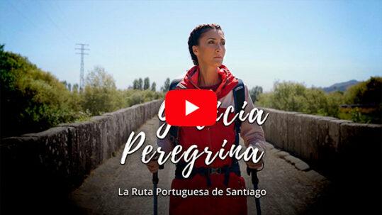Trailer Pilgrim Galicia The Portuguese Route of St. James